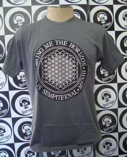 Camiseta Bring me the Horizon - This is Sempiternal