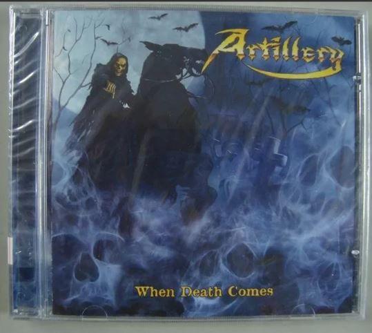 CD Artillery - When Death Comes