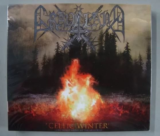 CD Graveland - Celtic Winter