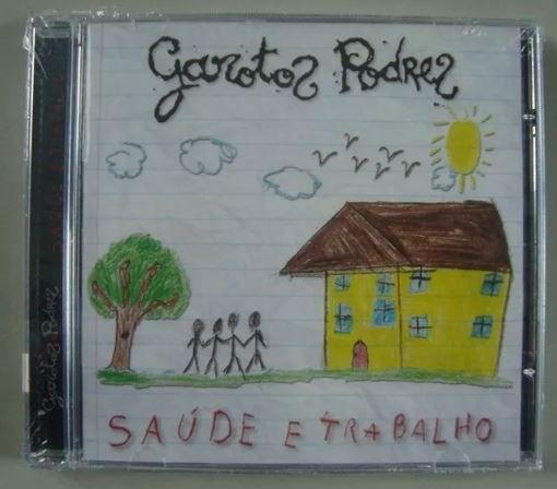 CD Garotos Podres - Saúde e Trabalho