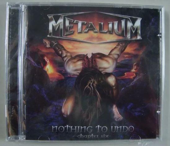 Cd Metalium - Nothing To Undo - Chapter Six