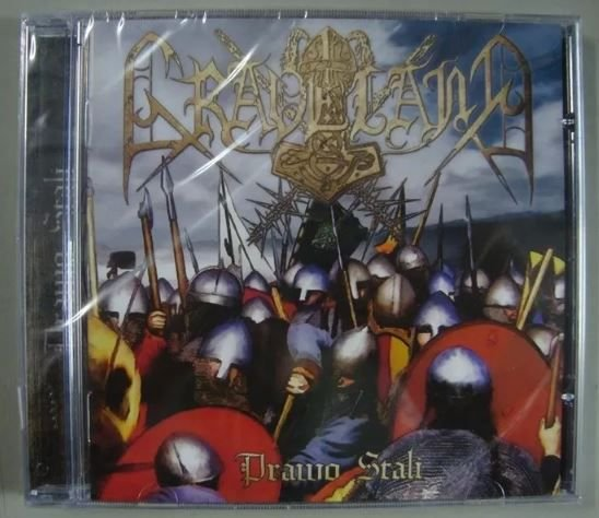 CD Graveland - Prawo Stali