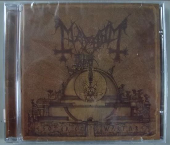 CD Mayhem - Esoteric Warfare