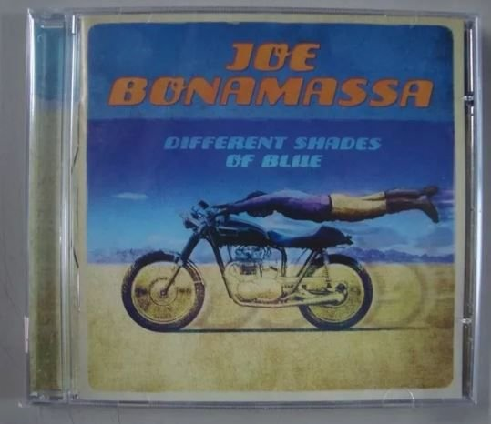 CD Joe Bonamassa - Different Shades of Blue
