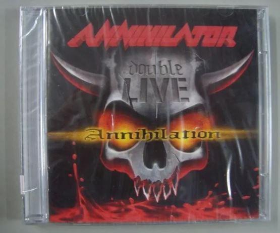 CD Annihilator - Annihilation