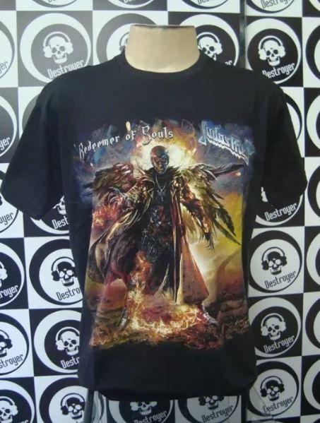 Camiseta Judas Priest - Redeemer of Souls