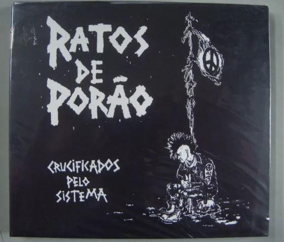 CD Ratos de Porão - Crucificados pelo Sistema