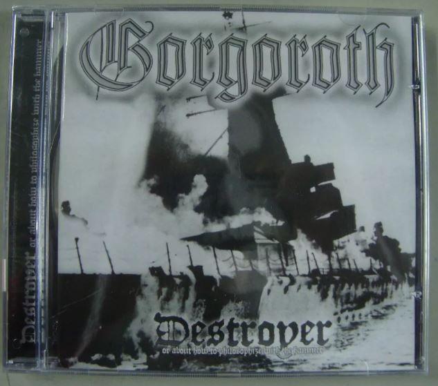 CD Gorgoroth - Destroyer