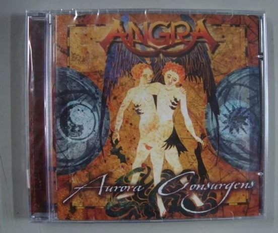 CD Angra - Aurora Consurgens
