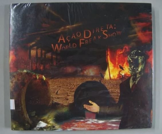 CD Ação Direta - World Freak Show