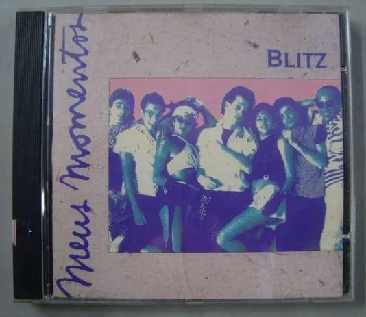 CD Blitz - Meus Momentos