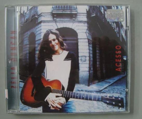 CD Zélia Duncan - Acesso