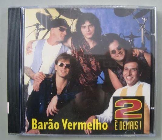 CD Barão Vermelho - 2 é demais