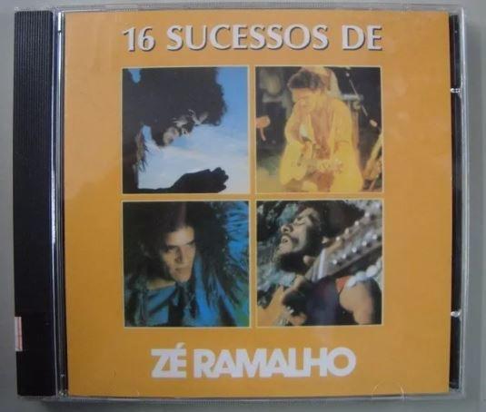 CD 16 Sucessos de Zé Ramalho