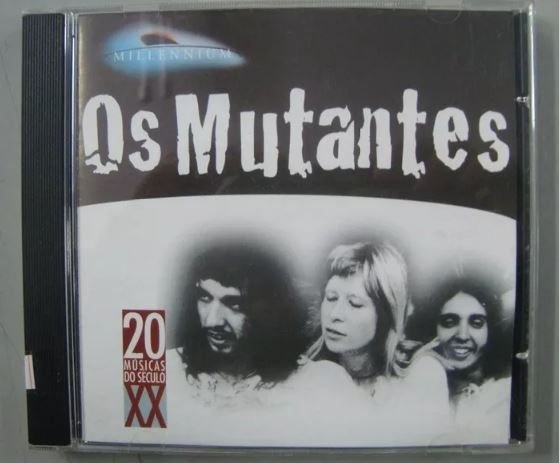 Cd - Os Mutantes - Coletânea Millennium