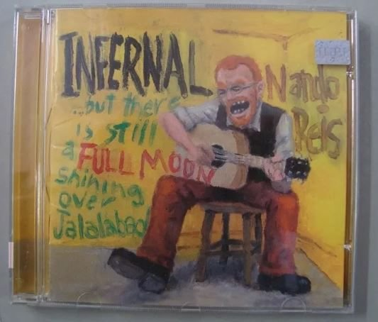 CD Nando Reis - Infernal