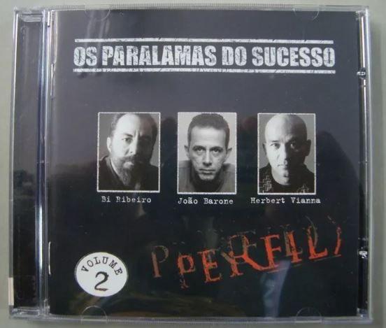 CD Paralamas do Sucesso - Perfil - Volume 2