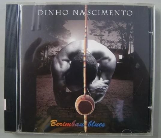 Cd Dinho Nascimento - Berimbau Blues