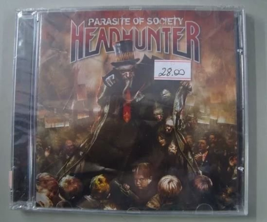 CD Headhunter - Parasite of society