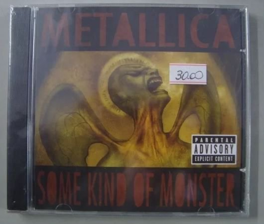 CD Metallica - Some king of monster