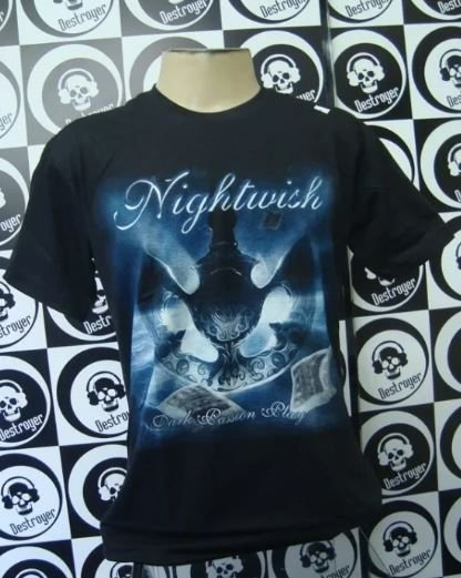 Camiseta Nightwish - Dark Passion Play