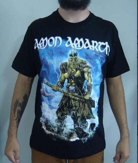 Camiseta Amon Amarth - Jomsviking