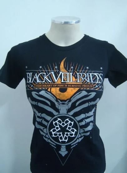 Baby look - Black Veil Brides - This Heart of Fire