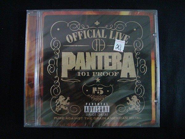 CD Pantera - Official Live