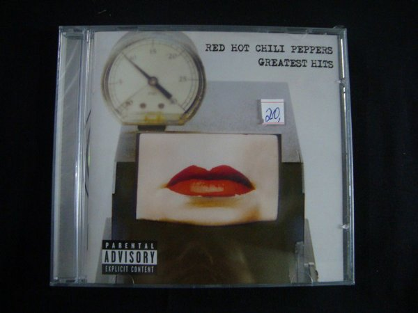 CD Red Hot Chili Peppers - Greatest Hits