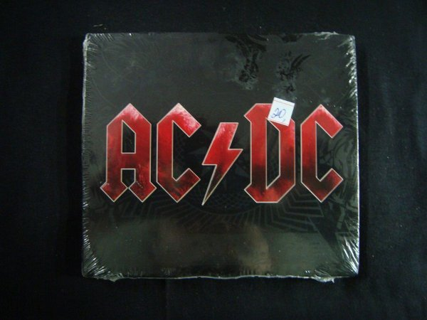 CD AC DC - Black Ice