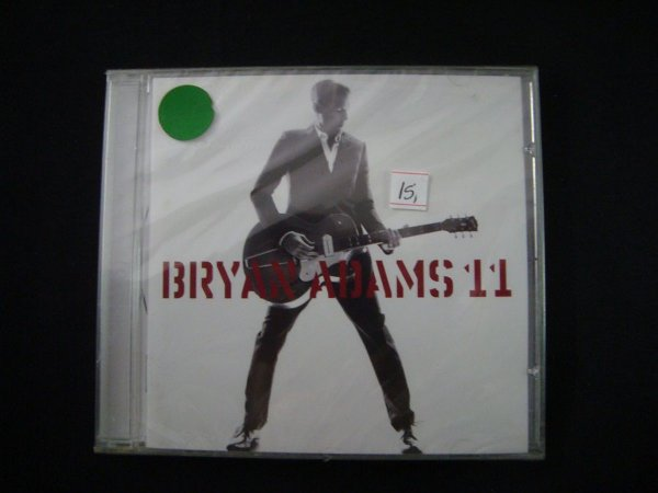 CD Bryan Adams - 11