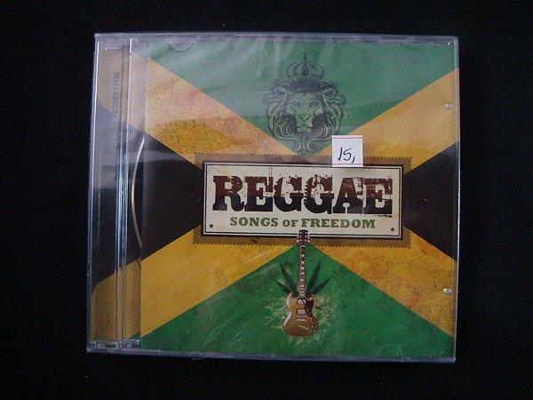 CD Reggae - Songs of Freedom