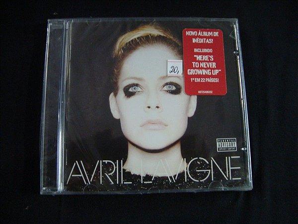 CD Avril Lavigne (2013)