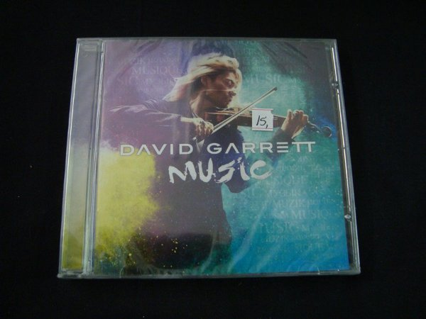CD David Garret - Music