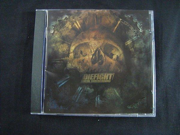 CD Diefight - Metal underground