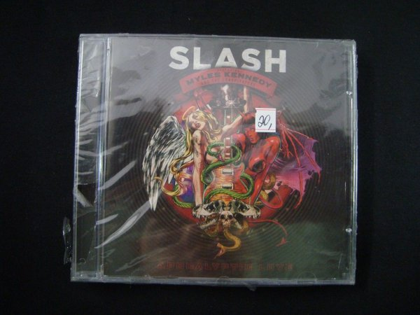 CD Slash Featuring Myles Kennedy - Apocalyptic Love