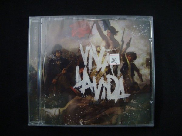 CD Coldplay - Viva La Vida