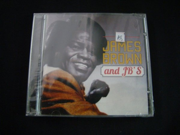CD James Brown And JB's