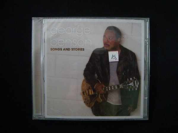 CD George Benson - Songs and Stories