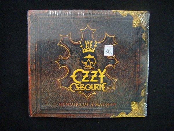 CD Ozzy Osbourne - Memoirs of a Madman