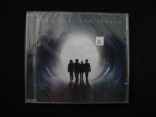CD Bon Jovi - The Circle