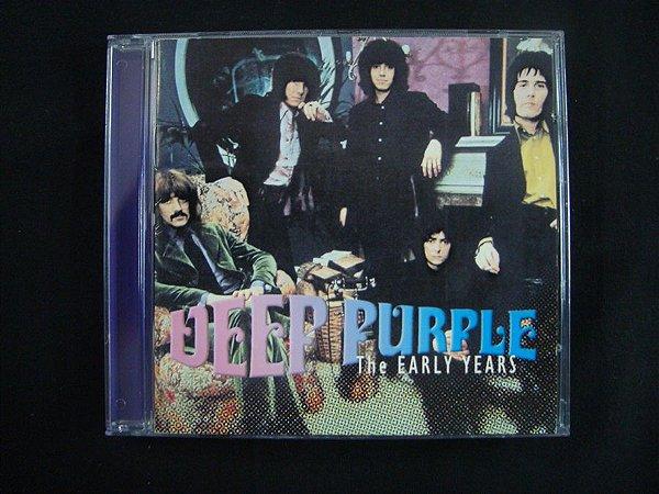 CD Deep Purple - The Early Years