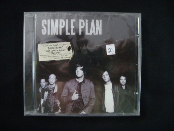 CD Simple Plan - Simple Plan