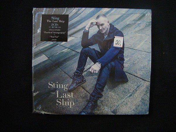 CD Sting - The Last Ship