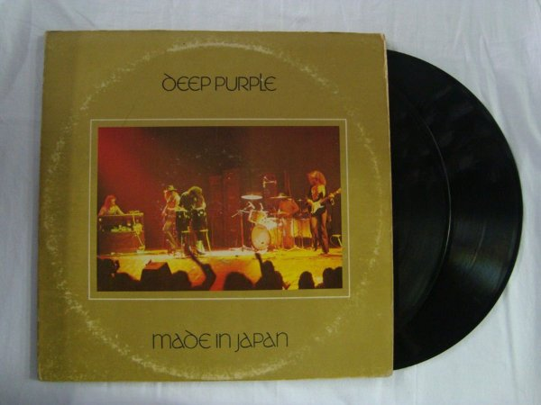 Disco de vinil - Deep Purple - Made in Japan - Imp. Duplo