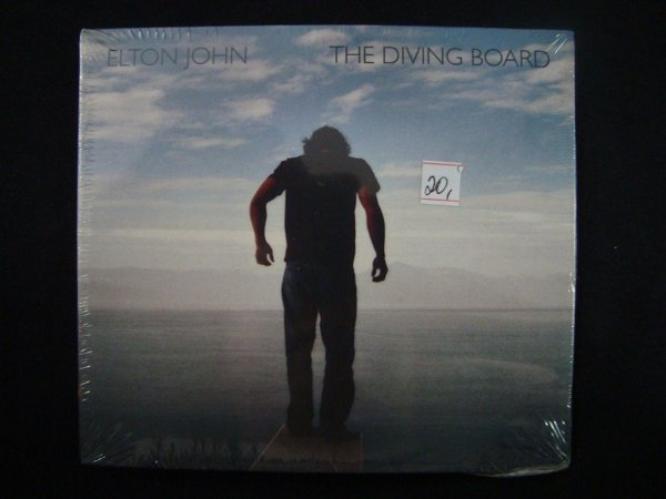 CD Elton John - The Diving Board