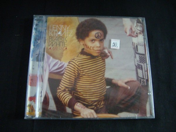 CD Lenny Kravitz - Black and White America