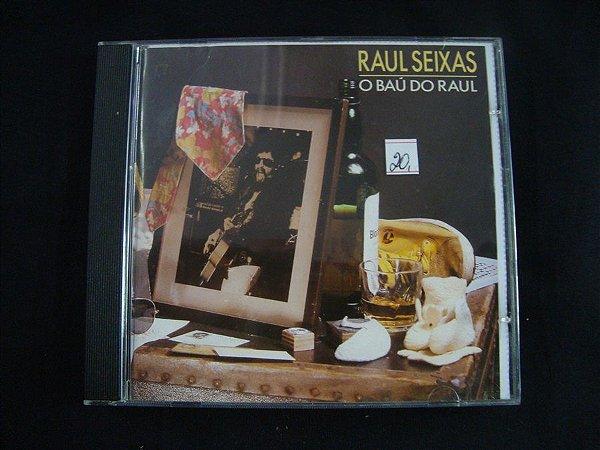 CD Raul Seixas - O Baú do Raul