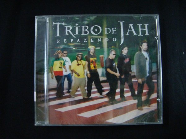 CD Tribo de Jah - Refazendo