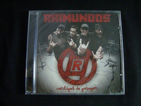 CD Raimundos - Cantigas de Garagem